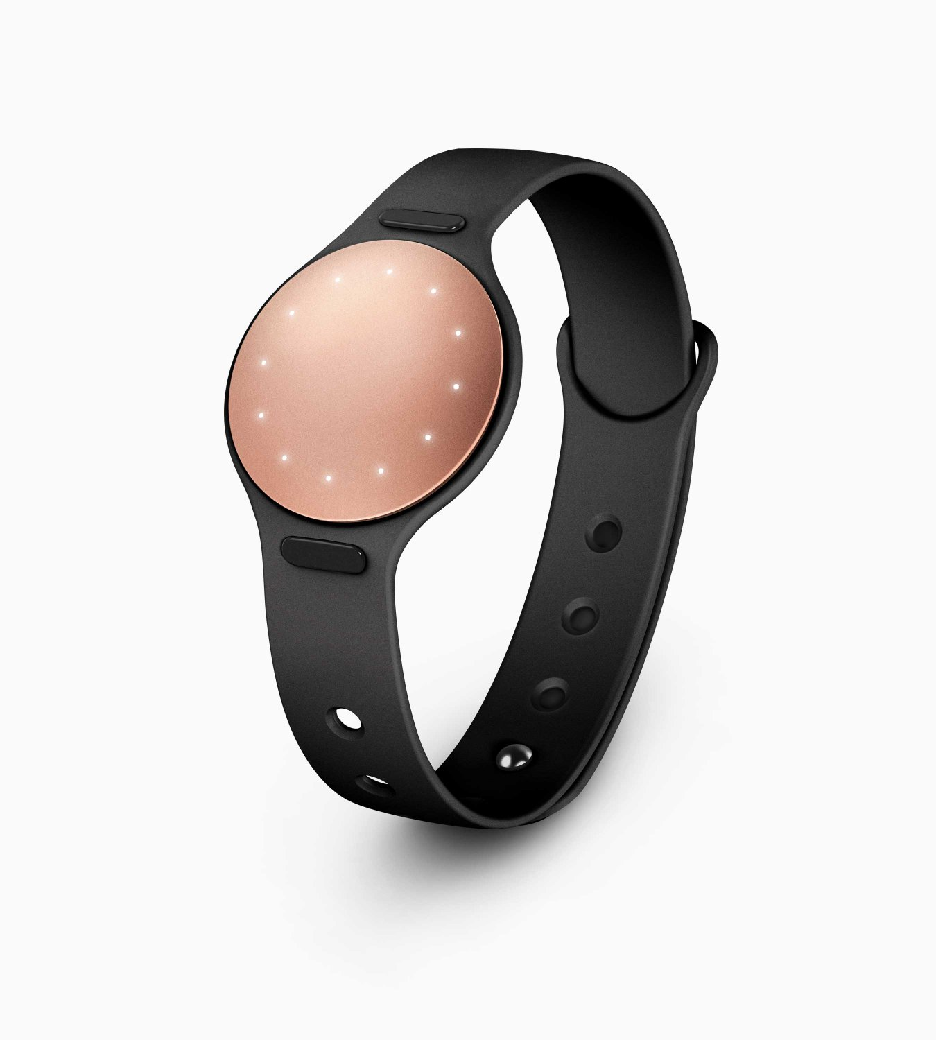 Misfit Shine 2 Fitness Tracker and Sleep Monitor - Rose Gold