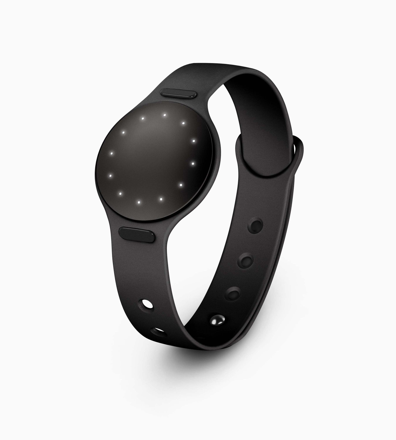 Misfit Shine 2 Fitness Tracker and Sleep Monitor - Carbon Black