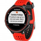 Garmin Forerunner 235 GPS Sport Watch - Lava Red
