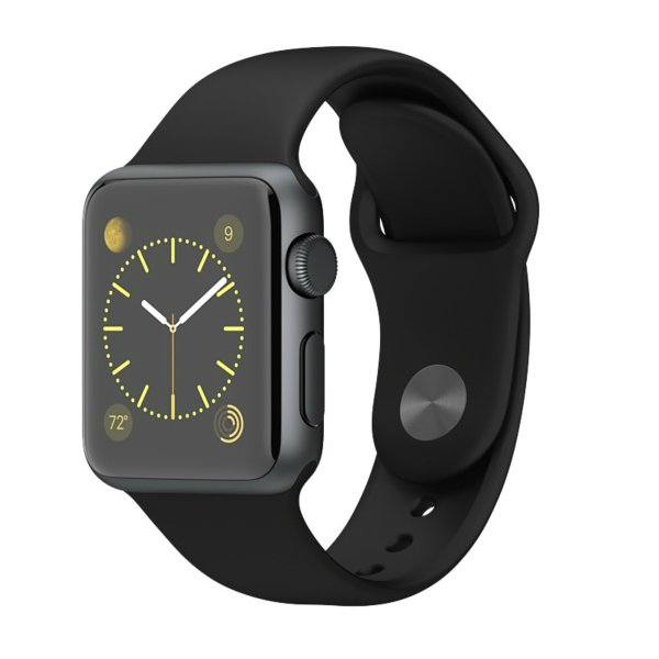 Apple Watch Sport -  Space Grey Aluminum with Black Sport Band