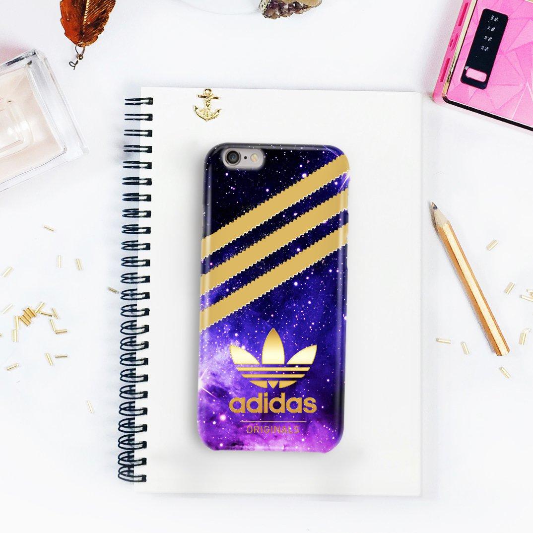 Genuine Adidas Nebula iPhone Case