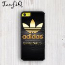Adidas Gold for iPhone 7 case iPhone 4, 5, 5s,5c case, iPhone 6, 6 plus case