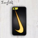 nike swoosh Gold for iPhone 7 case iPhone 4, 5, 5,5c case, iPhone 6, 6 plus case