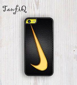 nike swoosh Gold for iPhone 7 case iPhone 4, 5, 5,5c case, iPhone 6, 6 plus case