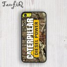 Cat caterpillar Camo iphone 6 case, iPhone 6 cover, iPhone 6 accsesories