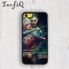 Joker and Harley iphone 6 case, iPhone 6 cover, iPhone 6 accsesories