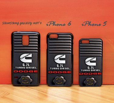 Dodge Cummins 67LTurbo Diesel Engine iphone 6 case, iPhone 6 cover, iPhone 6 accsesories
