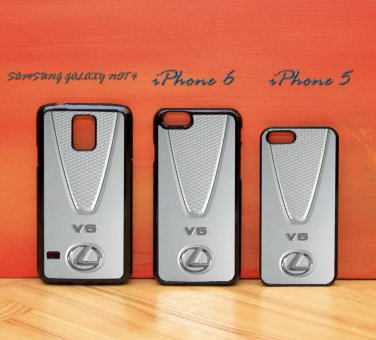 Engine Lexus is 350 V6 iphone 6 case, iPhone 6 cover, iPhone 6 accsesories