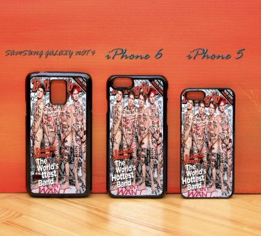 5SOS for Rolling Stone iphone 6 case, iPhone 6 cover, iPhone 6 accsesories