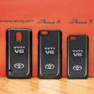 Toyota V6 TRD Engine for iphone 6 case, iPhone 5 case, iPhone 7 case, iphone 4 case