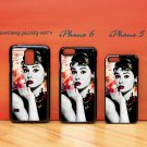 Audrey Hepburn Quotes Colorful for iphone 6 case, iPhone 5 case, iPhone 7 case, iphone 4 case