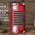 Jeep Wrangler YJ Grille 87-95 for iphone 6 case, iPhone 5 case, iPhone 7 case, iphone 4 case