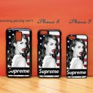 Lana Del Rey Supreme American Flag for iphone 6 case, iPhone 5 case, iPhone 7 case, iphone 4 case