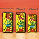 Party Dance Art for iphone 6 case, iPhone 5 case, iPhone 7 case, iphone 4 case