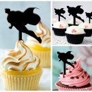 Cp161 cupcake toppers superman man of steel Package : 10 pcs