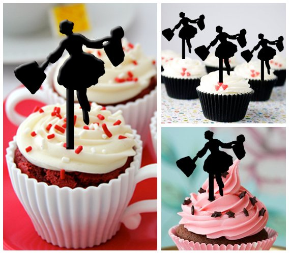 Cp230 cupcake toppers sound of music Package : 10 pcs