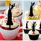 Cp292 cupcake toppers king kong Package : 10 pcs