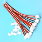 5Sets XH2.54 3Pin 1007 24AWG Single End 15cm Wire To Board Connector