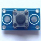 2PCS 6x6x5mm PCB Push Button Tactile Tact Switch Module PCB Size 16x9mm