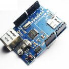 Ethernet Shield W5100 For Arduino Main Board 2009 ATMega 328 1280 MEGA2560