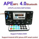 1PCS 4.0 Bluetooth MP3 Decoding Board Module LED DIY AUX FM Folders Switch