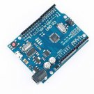 2PCS UNO R3 ATMEGA328P-AU Compatible CH340G FOR ARDUINO WITH MICRO USB DIY KIT