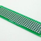 5pcs 2x8 cm Prototype Double-Side PCB 2x8 Panel Universal Board
