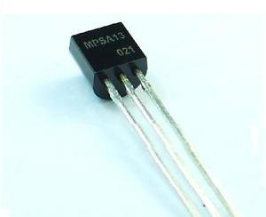50PCS MPSA13 NPN 0.5A/30V TO-92 Darlington Transistor NEW