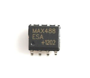 1PCS SOP-8 MAX488ESA MAX488 SOP8 MAXIN RS-485 RS-422 Transceivers original