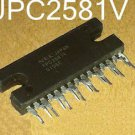 2PCS UPC2581V / PC2581V FOR NEC RECIEVER IC NEW