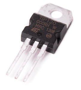 100PCS TIP120 TO-220 Darlington Transistors NPN NEW