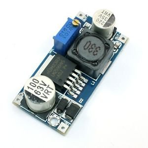 5PCS LM2596HVS LM2596HV DC-DC Adjustable Step Down Buck Converter Power Module