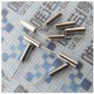 100pcs Cylindrical 3x8mm (32.768K) Quartz 32768 Passive crystal