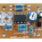 2PCS LM358 breathing light parts electronic DIY fun making kit flashing lamp