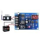 1PCS DC12V-24V Lithium Battery Charge Control Protection Board /w LED Display