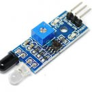 2pcs Obstacle Avoidance Sensor Reflection Photoelectric Module Infrared Sensor