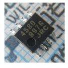 50PCS JRC4580 SOP8 JRC LOW LOISE OPAMP NEW GOOD QUALITY