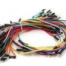 5pcs 65pcs Jumper Wire cable kit for Solderless Breadboard New