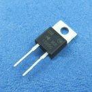 2pcs New MUR1560 MUR1560G 15A 600V UltraFast Rectifier Diode