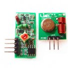 2 sets 433Mhz RF transmitter and receiver kit for Arduino
