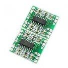 2PCS PAM8403 2X3W Mini Audio Class D amplifier board 2.5-5V input