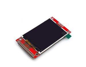 "1PCS 2.4"" 240x320 SPI TFT LCD Serial 240*320 ILI9341 PCB Adapter SD Card M39"