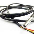 2pcs Waterproof DS18B20 Digital Thermal Probe or Sensor