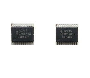 10PCS NXP 74HC245PW TSSOP-20 74HC245 3-state Transceive Integrated Circuit