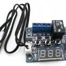 -50-110°C Temperature Controller Control Switch DC12V Thermostat Relay Sensor