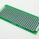 5PCS Double side Prototype PCB Tinned Universal board 3x7 3*7cm