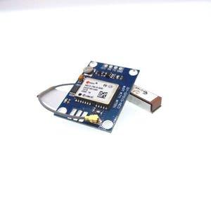 1PCS APM2.5 Ublox NEO-8M GPS Module Aircraft Flight Controller For Arduino