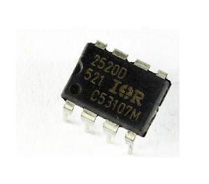 10PCS IR2520D IC BALLAST CONTROL ADAPTIVE 8DIP NEW