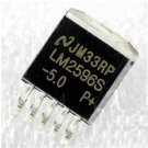 10PCS IC LM2596S-5.0 LM2596 NSC TO-263 NEW GOOD QUALITY