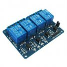 5pcs 5V 4--Channel Relay Module for Arduino PIC ARM DSP AVR Electronic